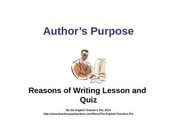 The purpose of a literature review